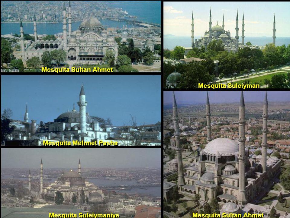 Mesquita Suleiymaniye