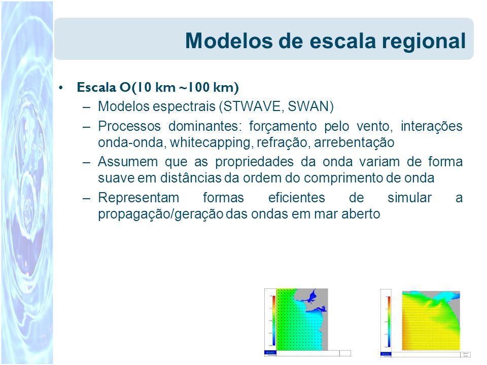 Modelos de escala regional