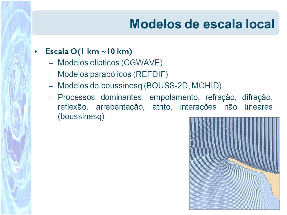 Modelos de escala local
