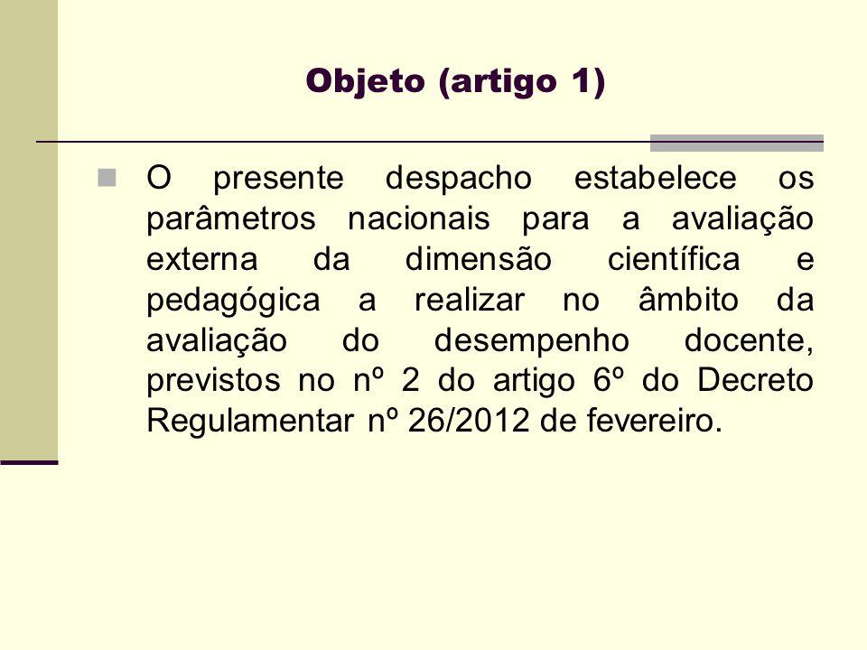 Objeto (artigo 1)