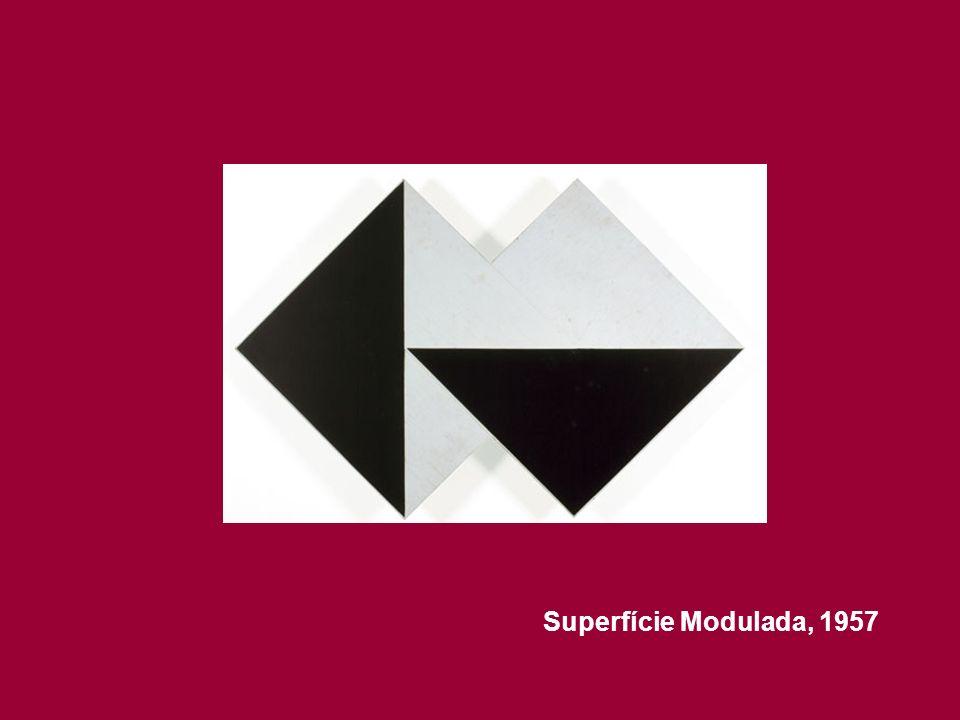 Superfície Modulada, 1957