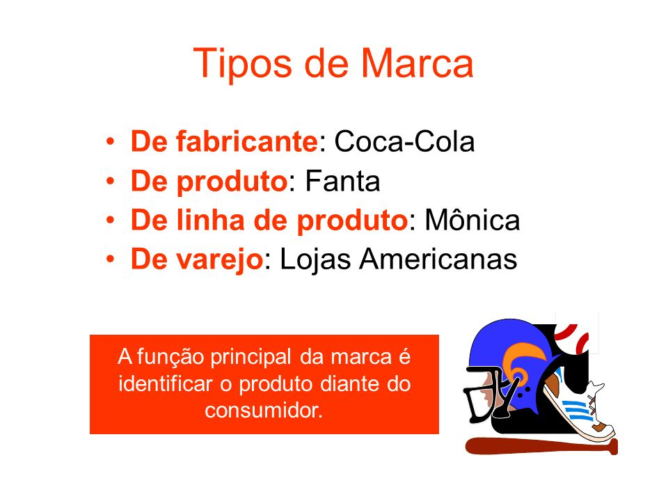 Tipos de Marca De fabricante: Coca-Cola De produto: Fanta