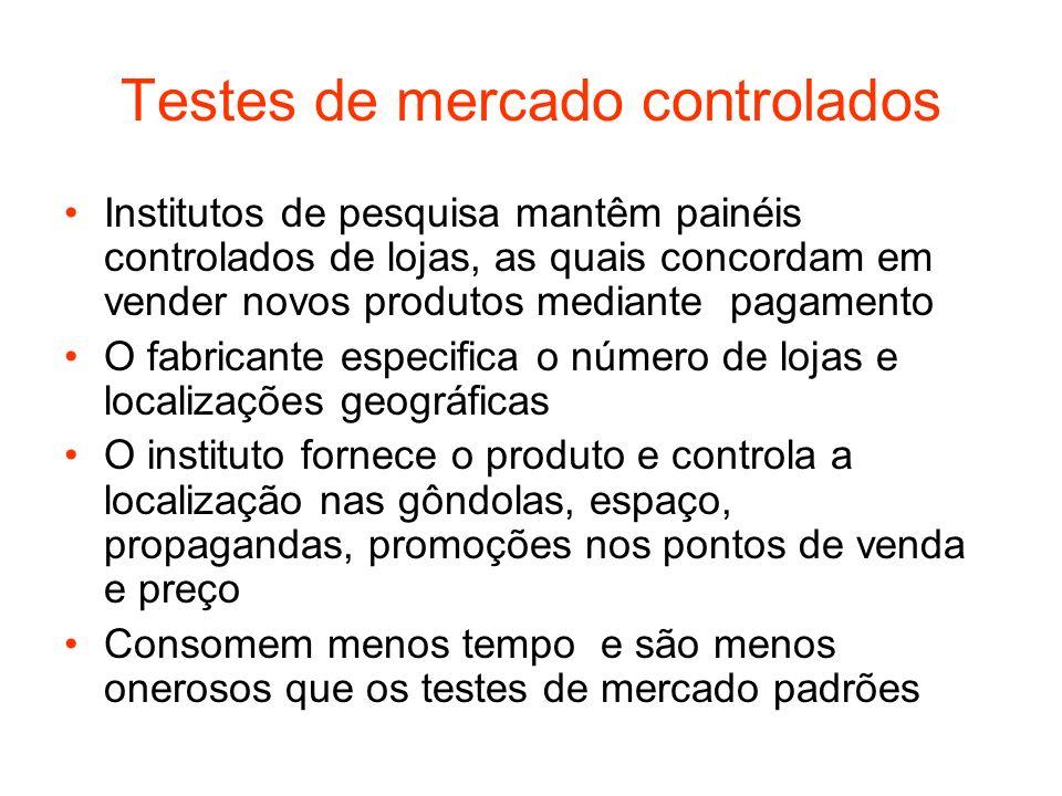 Testes de mercado controlados