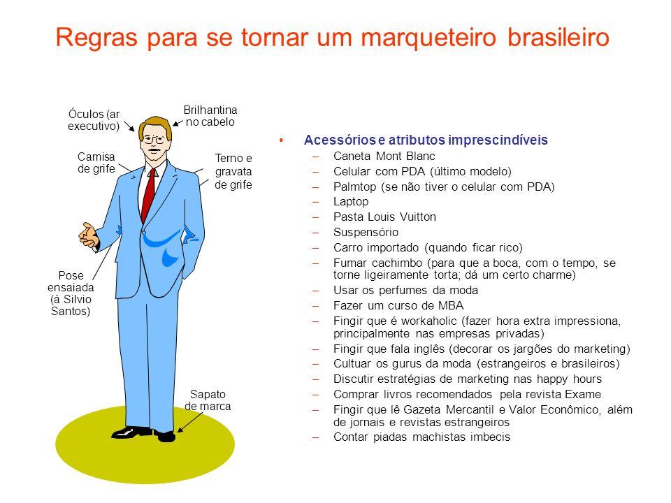 Regras para se tornar um marqueteiro brasileiro