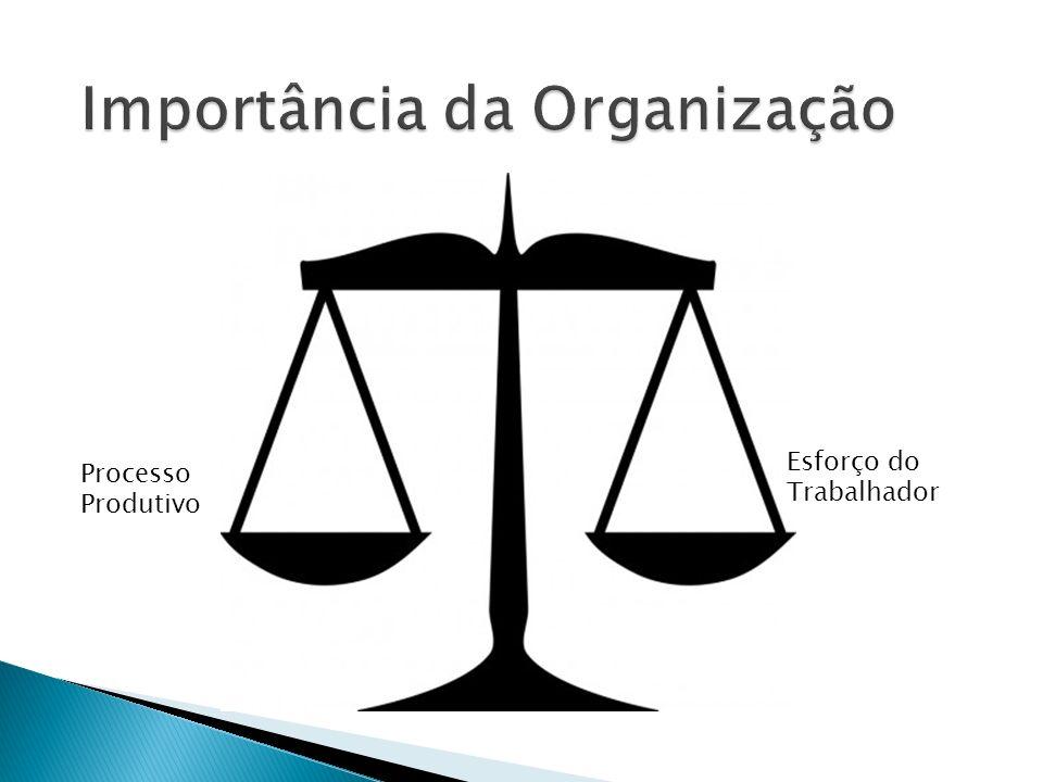 Importância da Organização