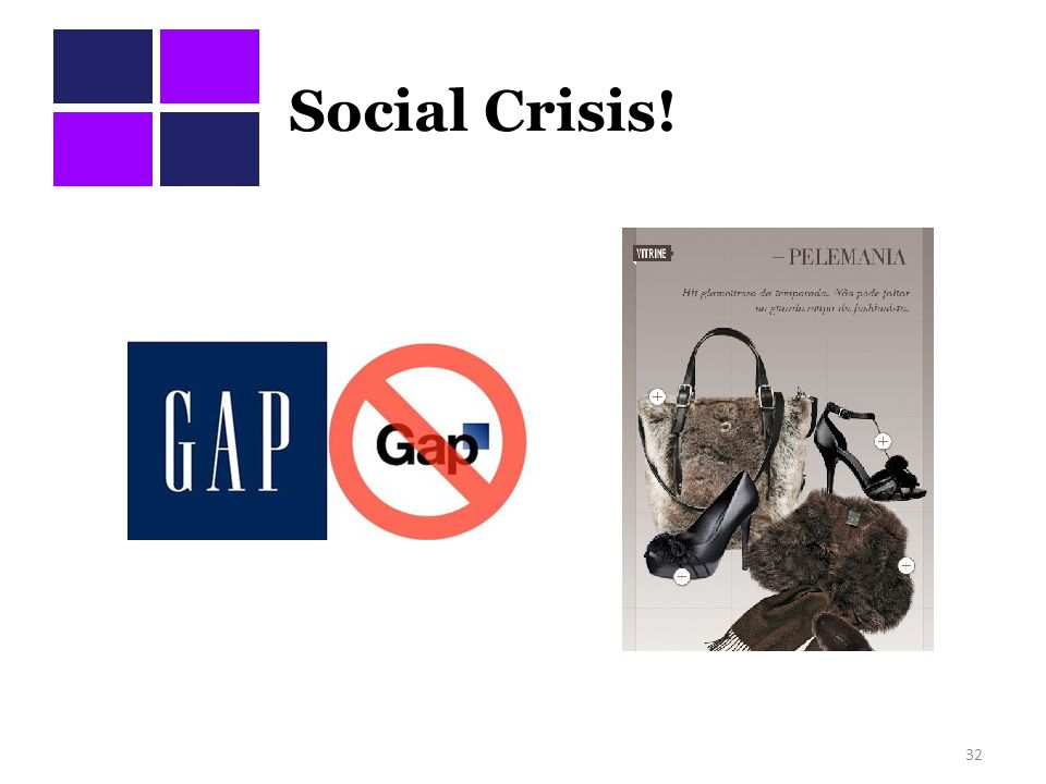 Social Crisis!
