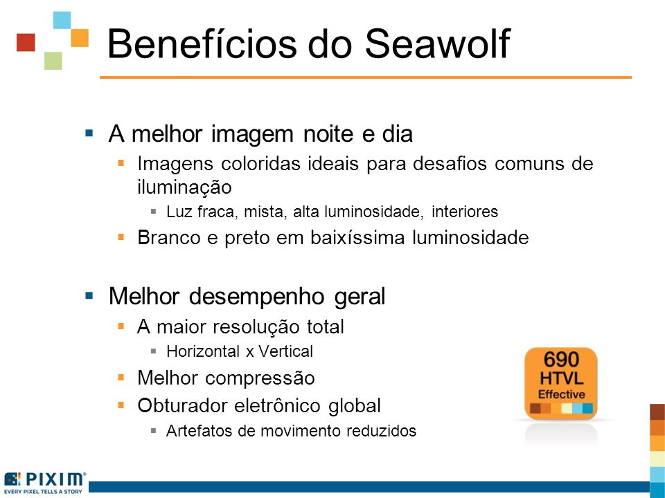 Benefícios do Seawolf A melhor imagem noite e dia