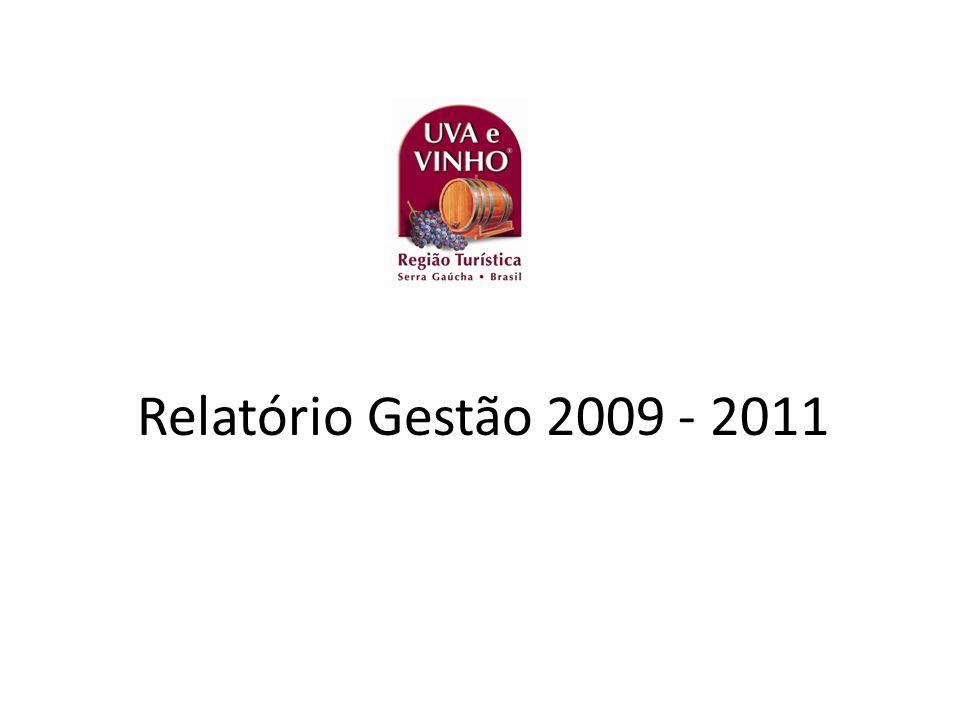 Relatório Gestão 2009 - 2011