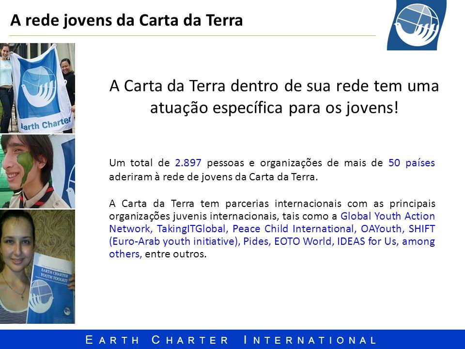 A rede jovens da Carta da Terra