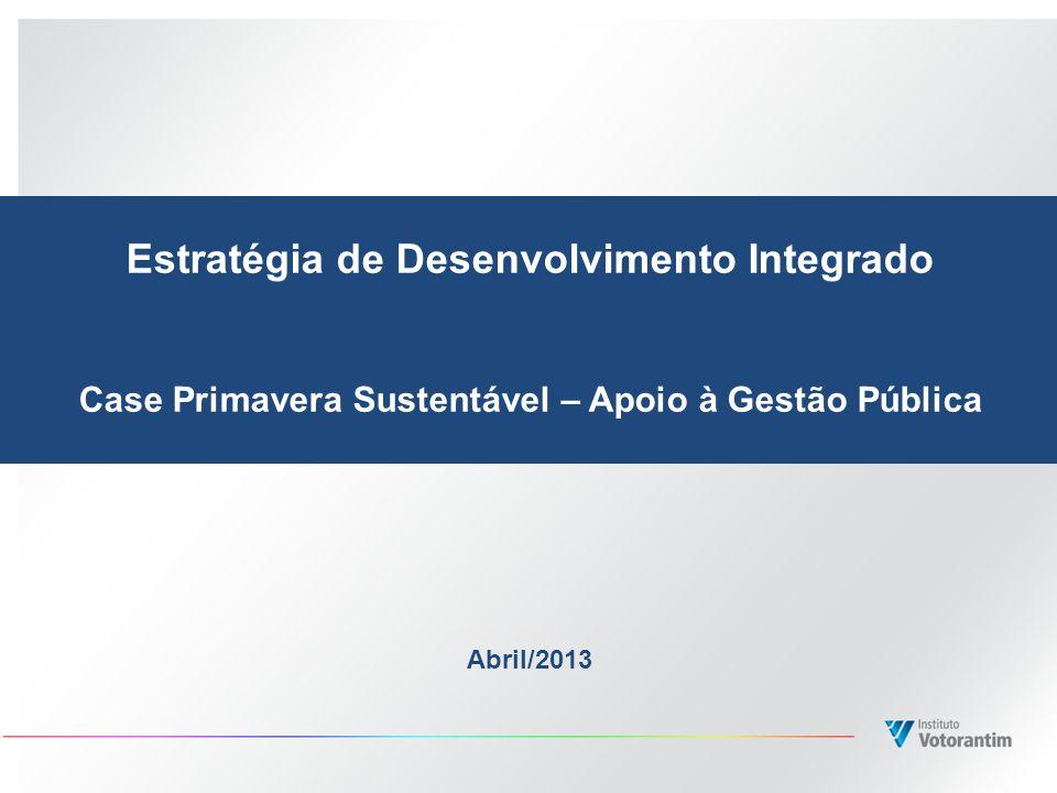 Estratégia de Desenvolvimento Integrado