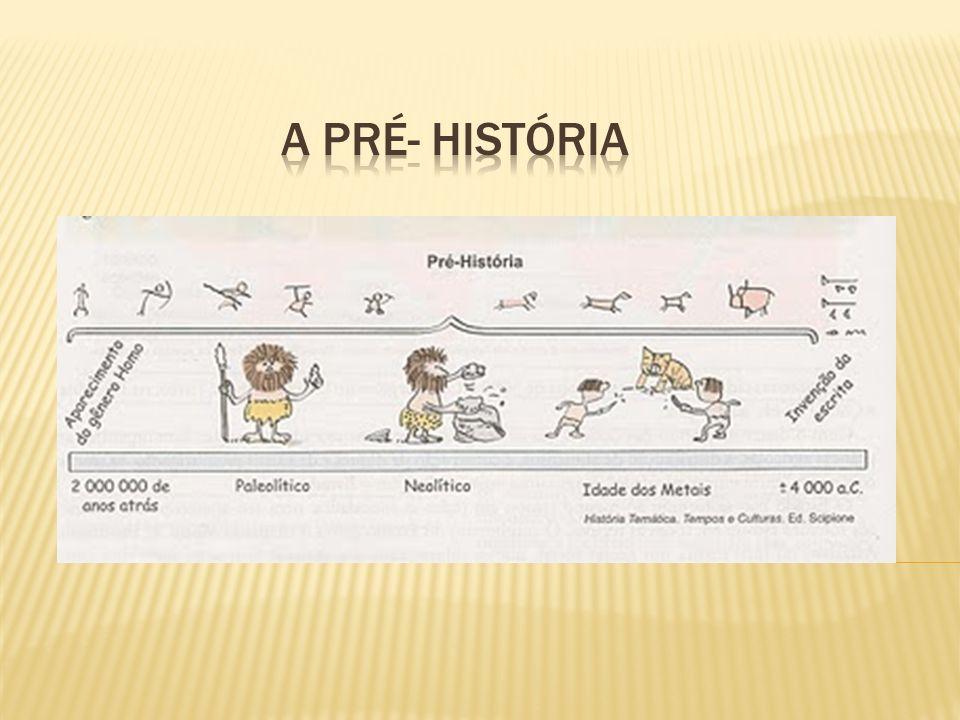 A Pré- história
