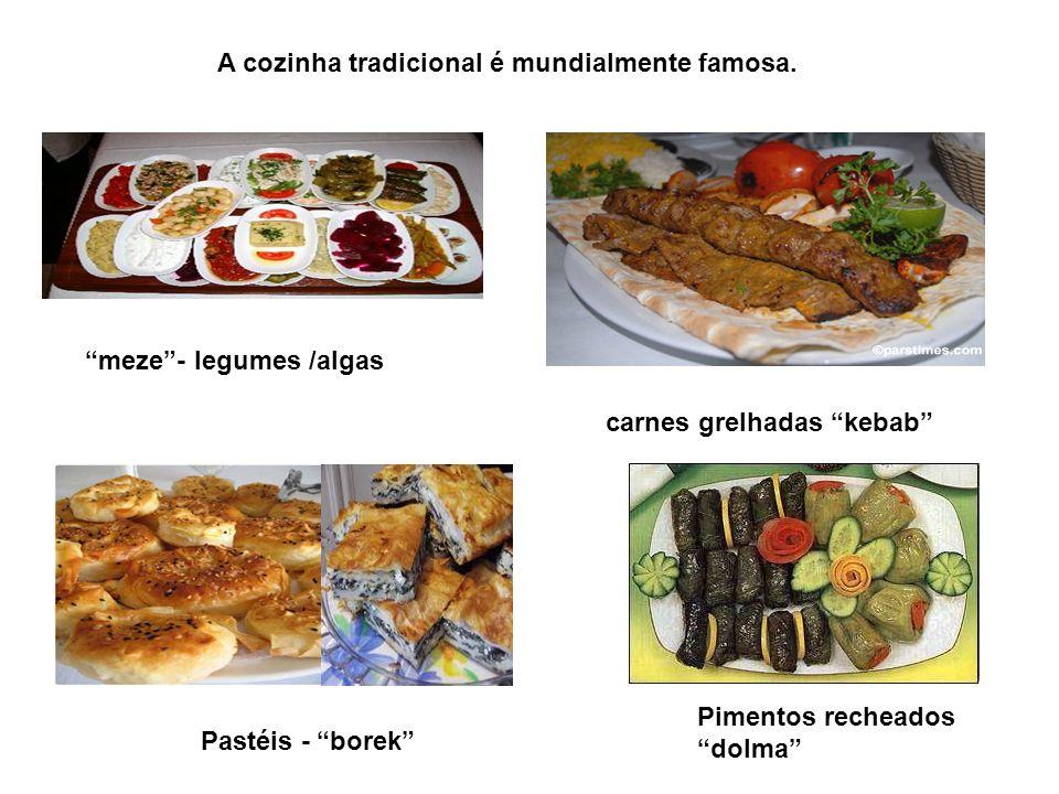 carnes grelhadas kebab