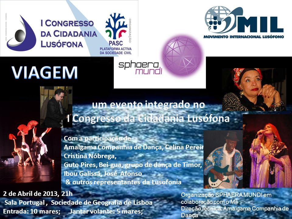 I Congresso da Cidadania Lusófona