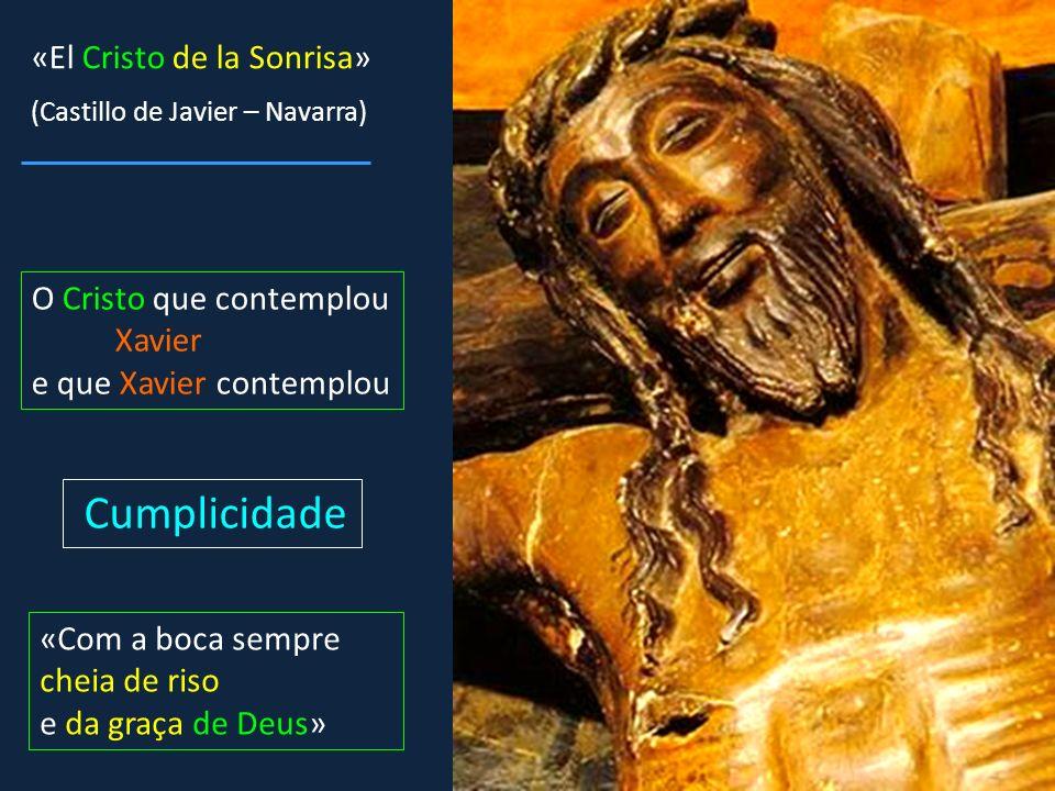 Cumplicidade «El Cristo de la Sonrisa»