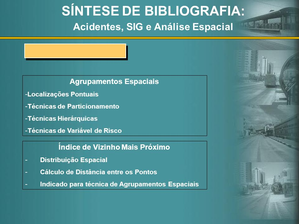SÍNTESE DE BIBLIOGRAFIA: