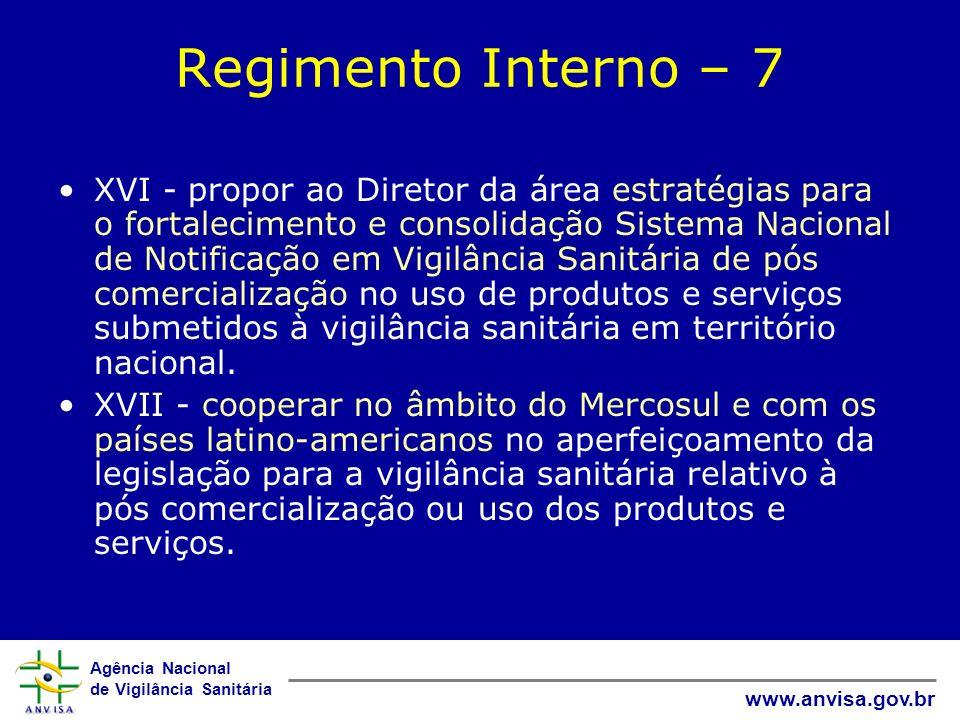 Regimento Interno – 7