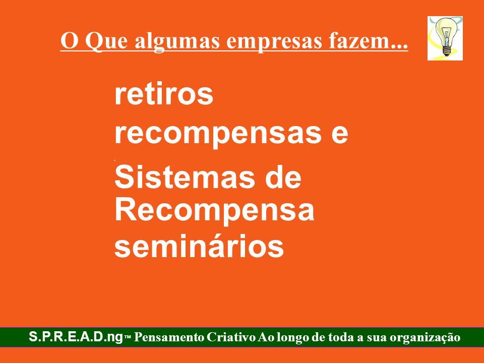 Sistemas de Recompensa seminários
