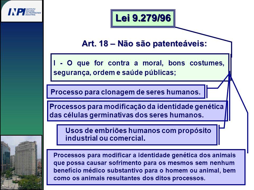 Processo para clonagem de seres humanos.