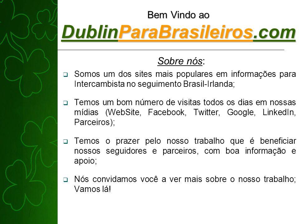 Bem Vindo ao DublinParaBrasileiros.com