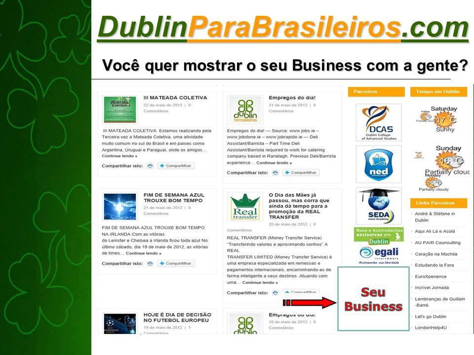 OPORTUNITY FOR YOU BUSINESS