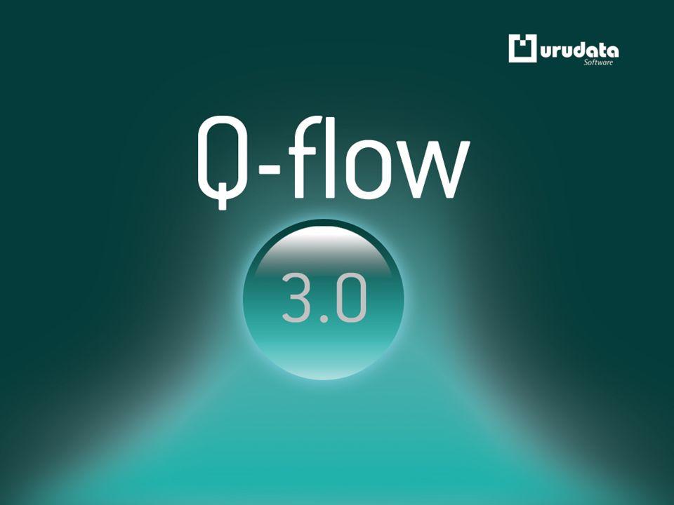 Q-flow 3.0, mi nombre es Javier Briosso y en nombre de Urudata Software les doy la bienvenida a este encuentro, gracias por vuestra atención