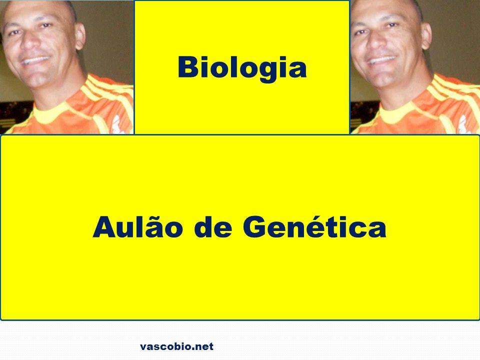 Biologia Aulão de Genética