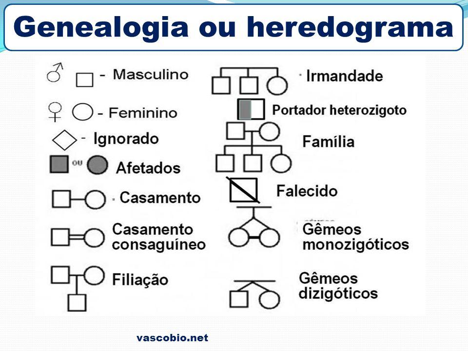 Genealogia ou heredograma