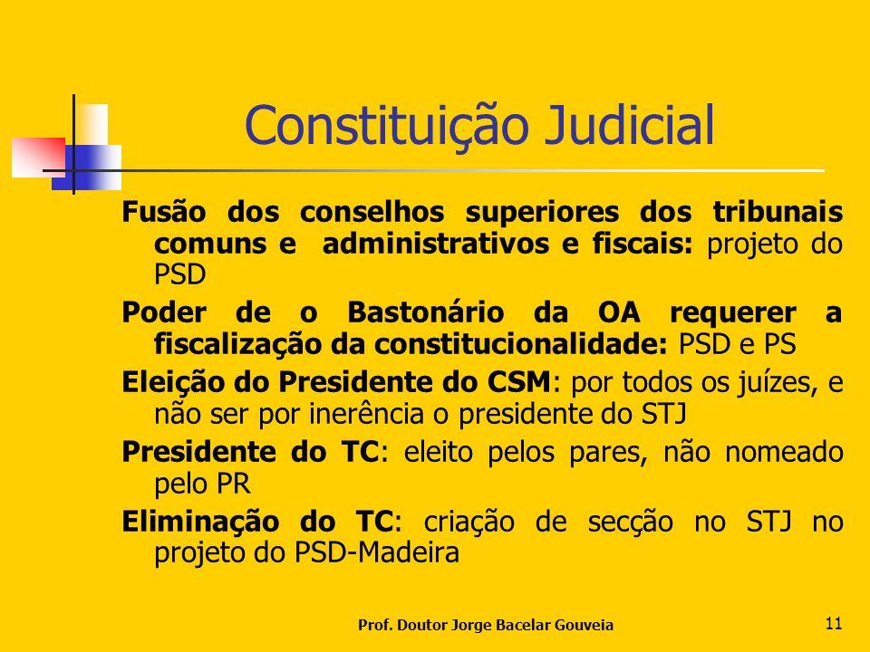 Constituição Judicial