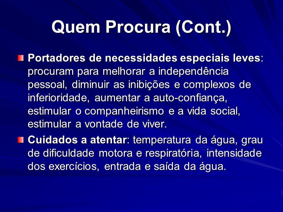 Quem Procura (Cont.)