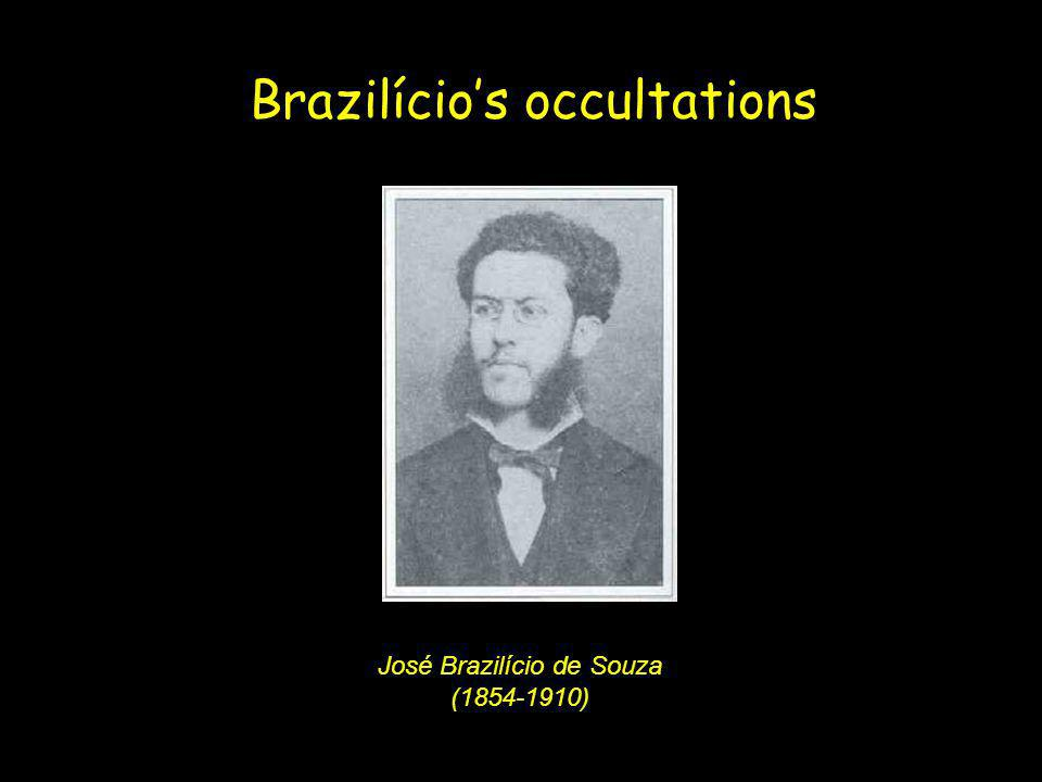 Brazilício's occultations