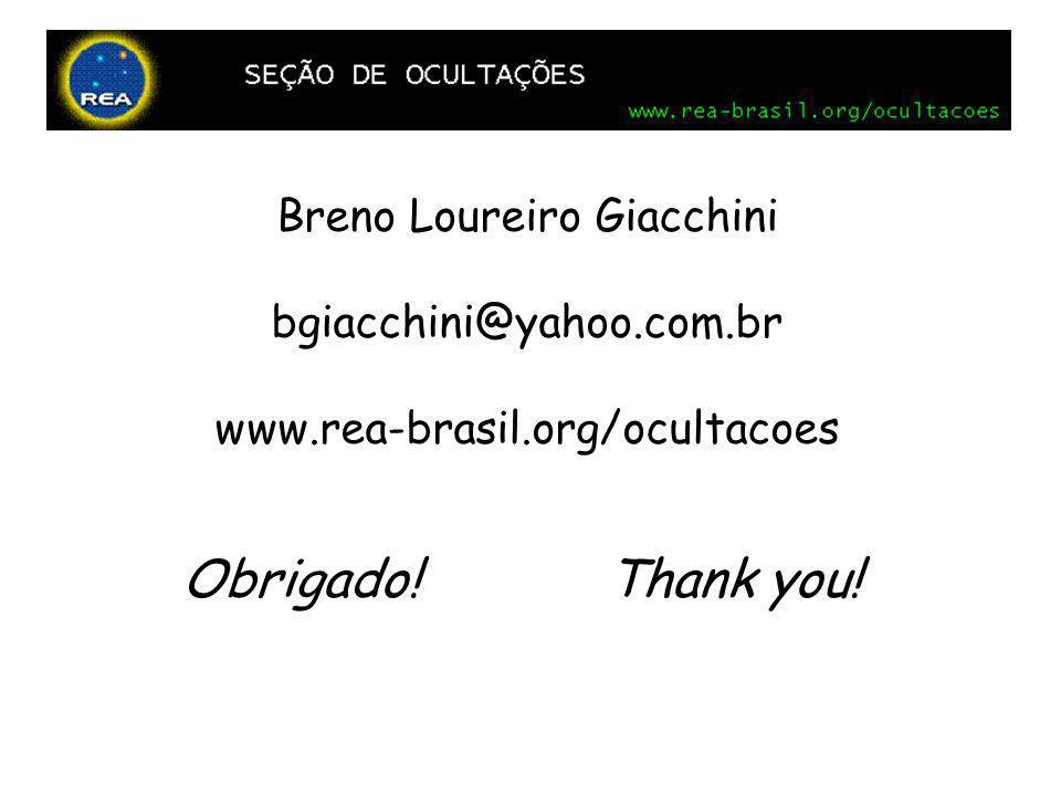 Breno Loureiro Giacchini bgiacchini@yahoo. com. br www. rea-brasil