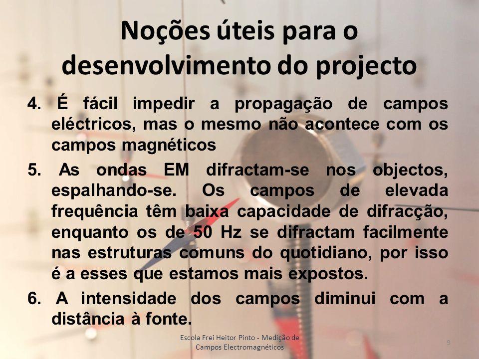 Noções úteis para o desenvolvimento do projecto