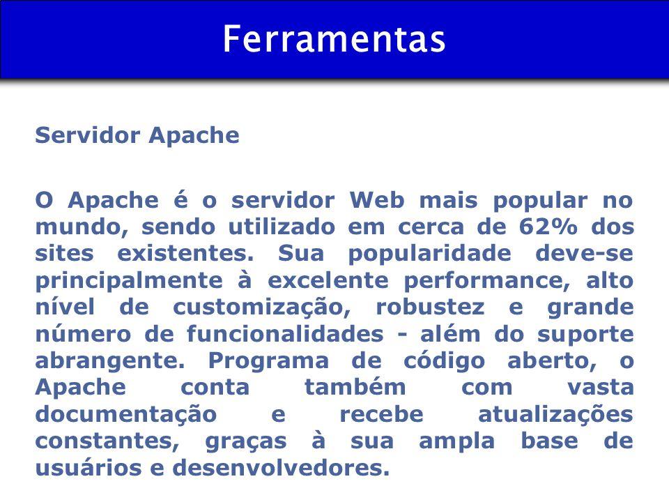 Ferramentas Servidor Apache
