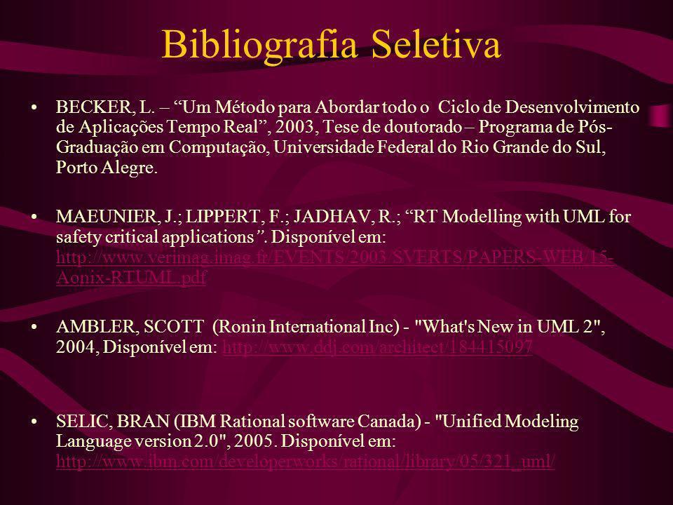 Bibliografia Seletiva