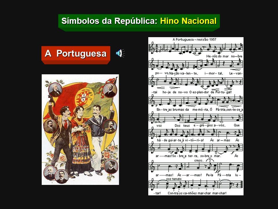 Símbolos da República: Hino Nacional