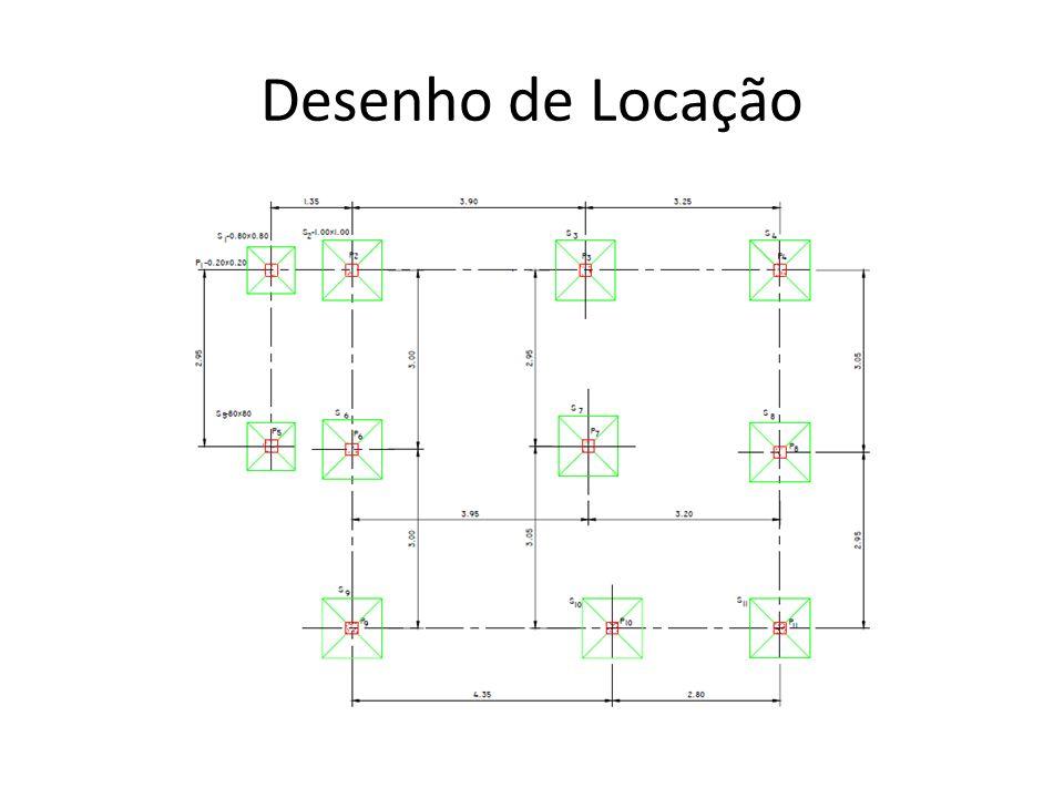 Desenho de Locação
