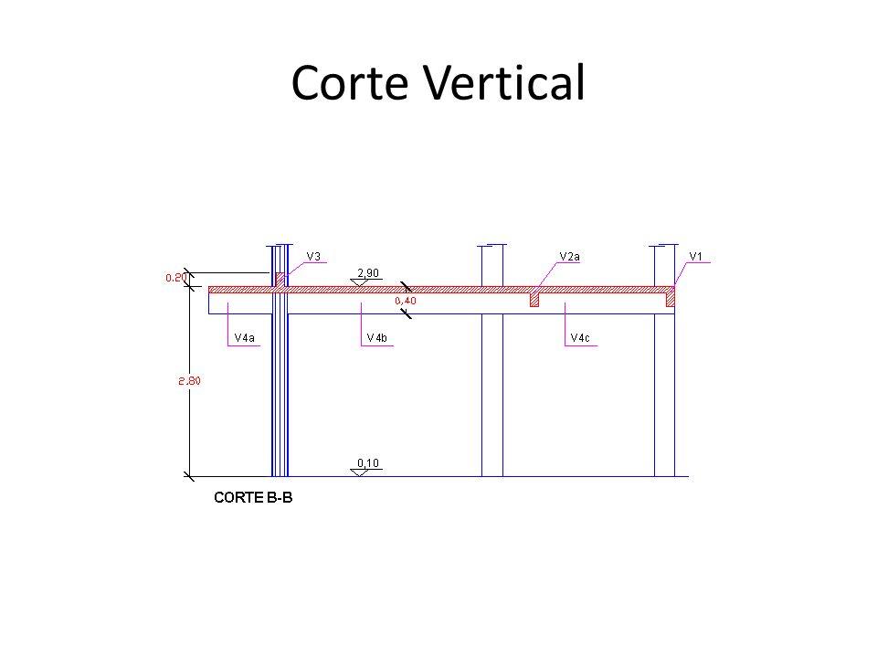 Corte Vertical