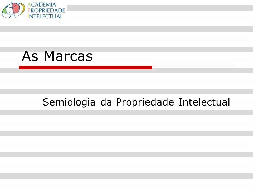 Semiologia da Propriedade Intelectual