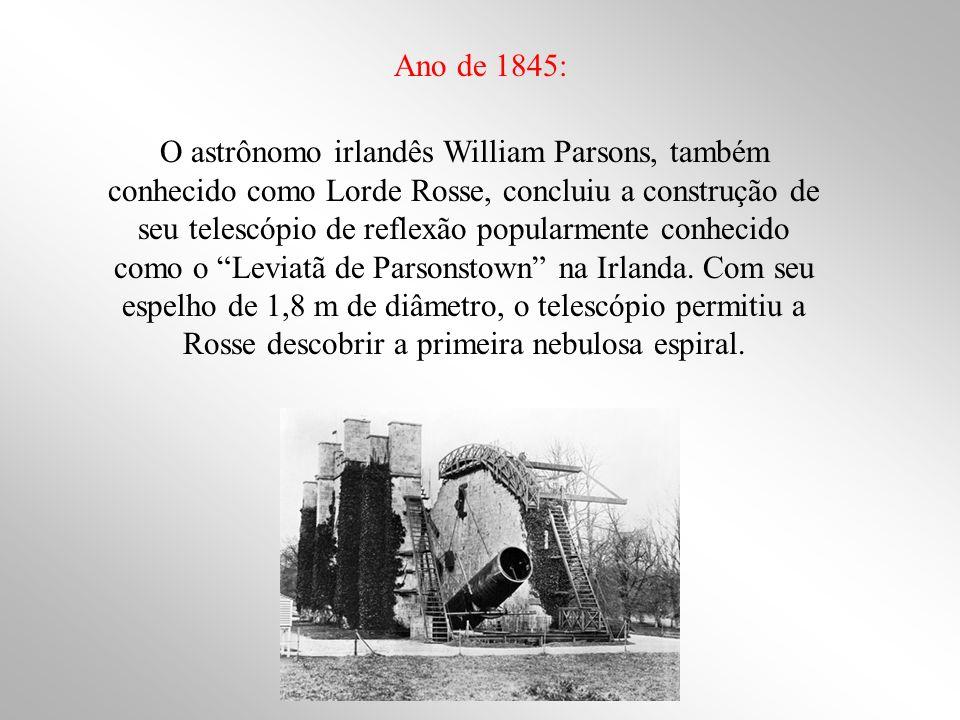 Ano de 1845: