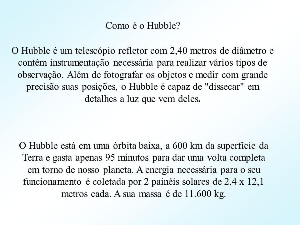 Como é o Hubble