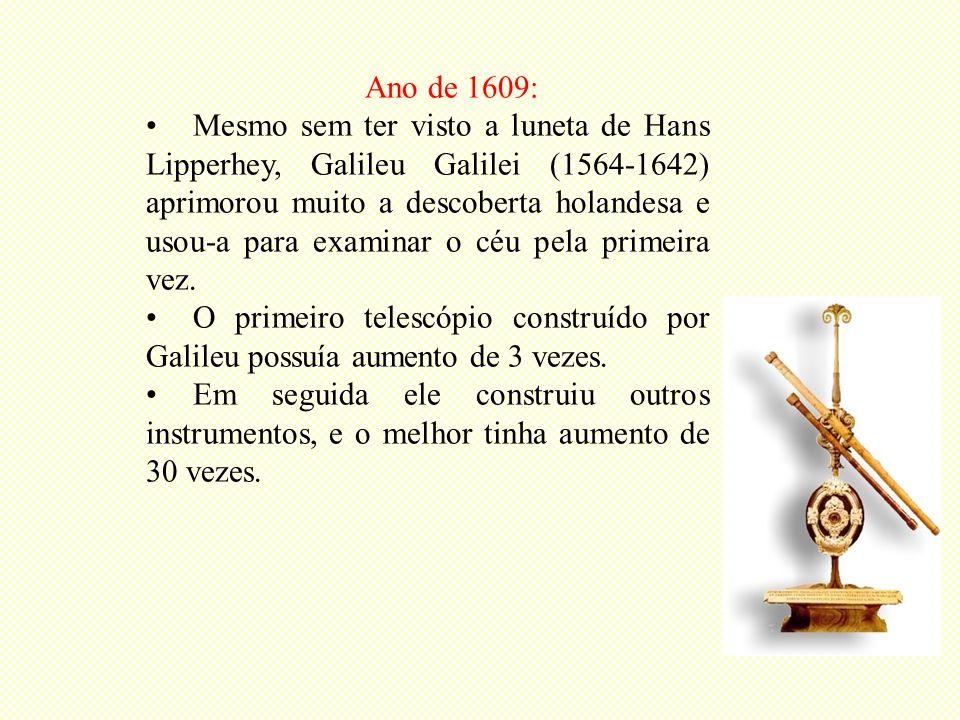 Ano de 1609:
