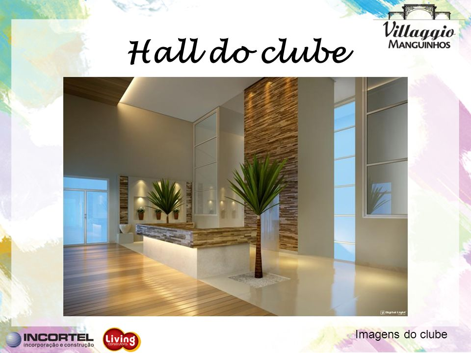 Hall do clube Imagens do clube