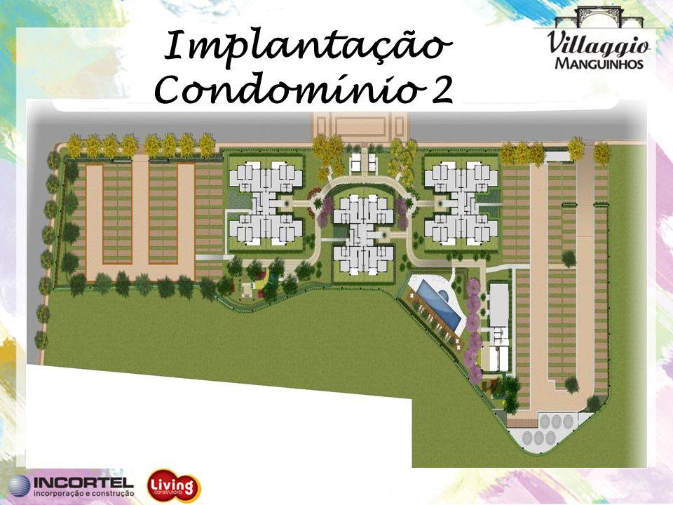 Implantação Condomínio 2