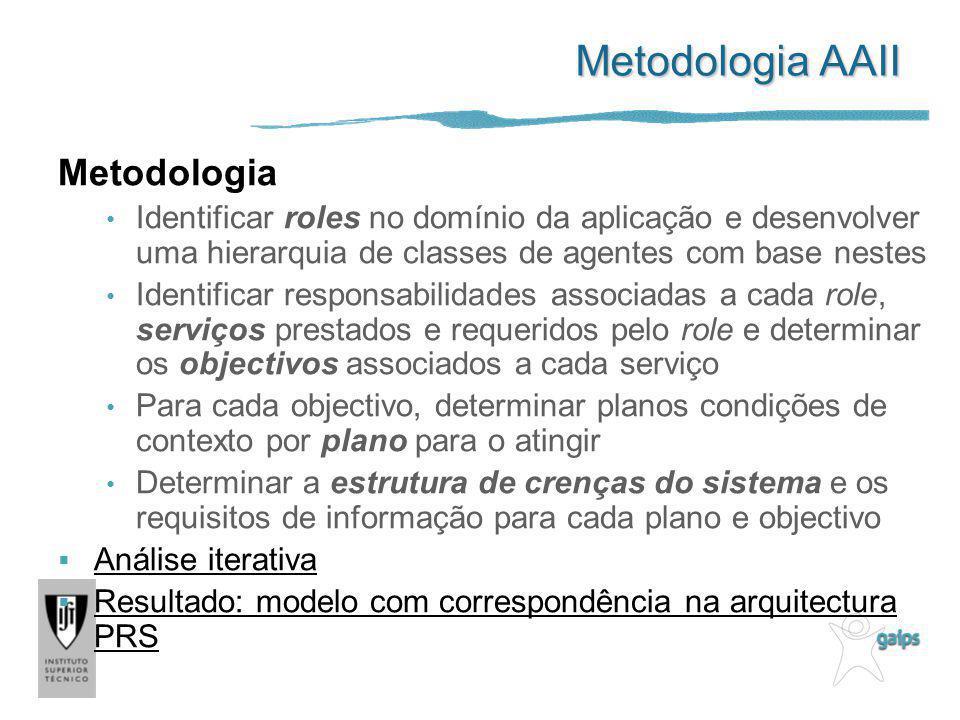 Metodologia AAII Metodologia