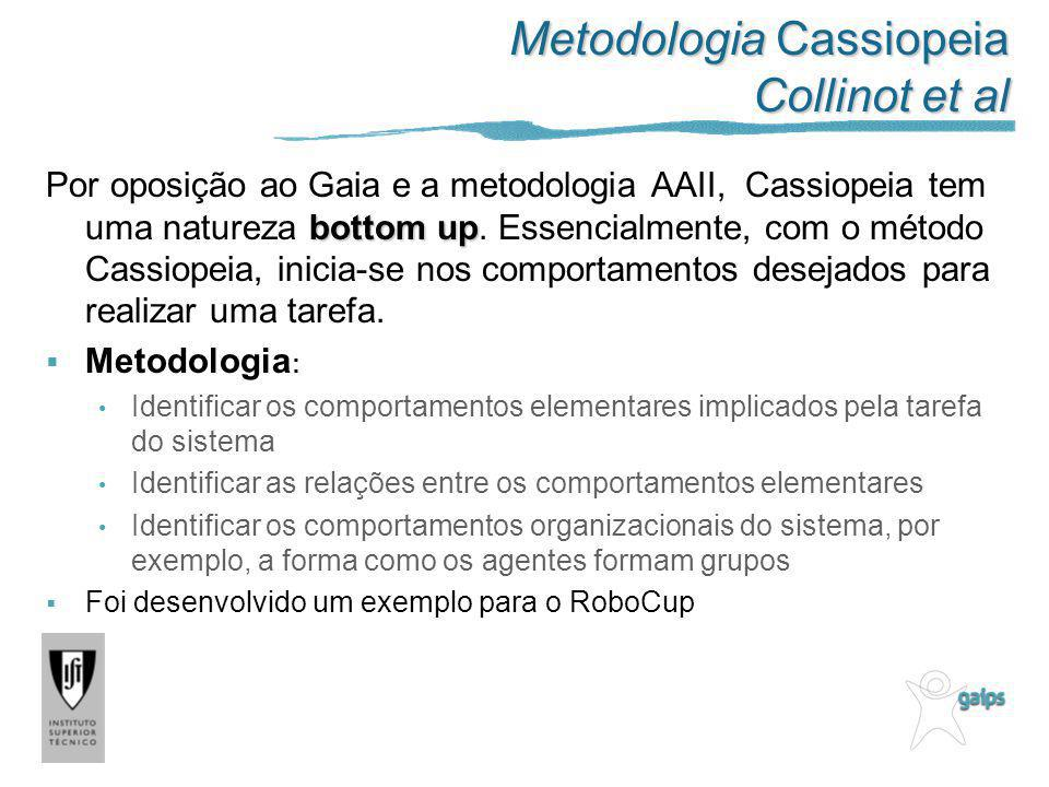 Metodologia Cassiopeia Collinot et al