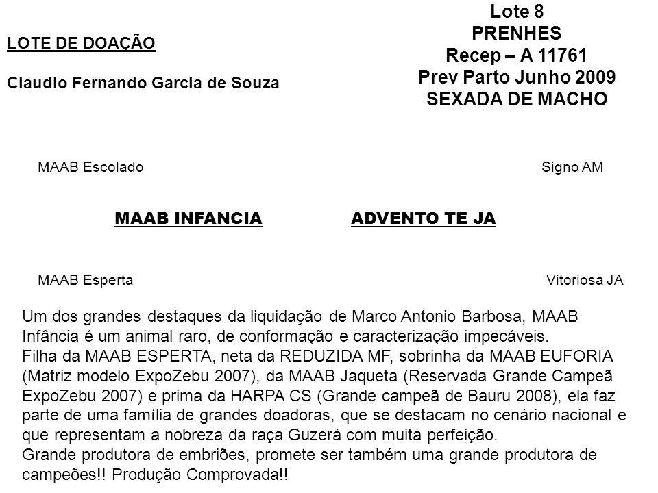 Prev Parto Junho 2009 SEXADA DE MACHO