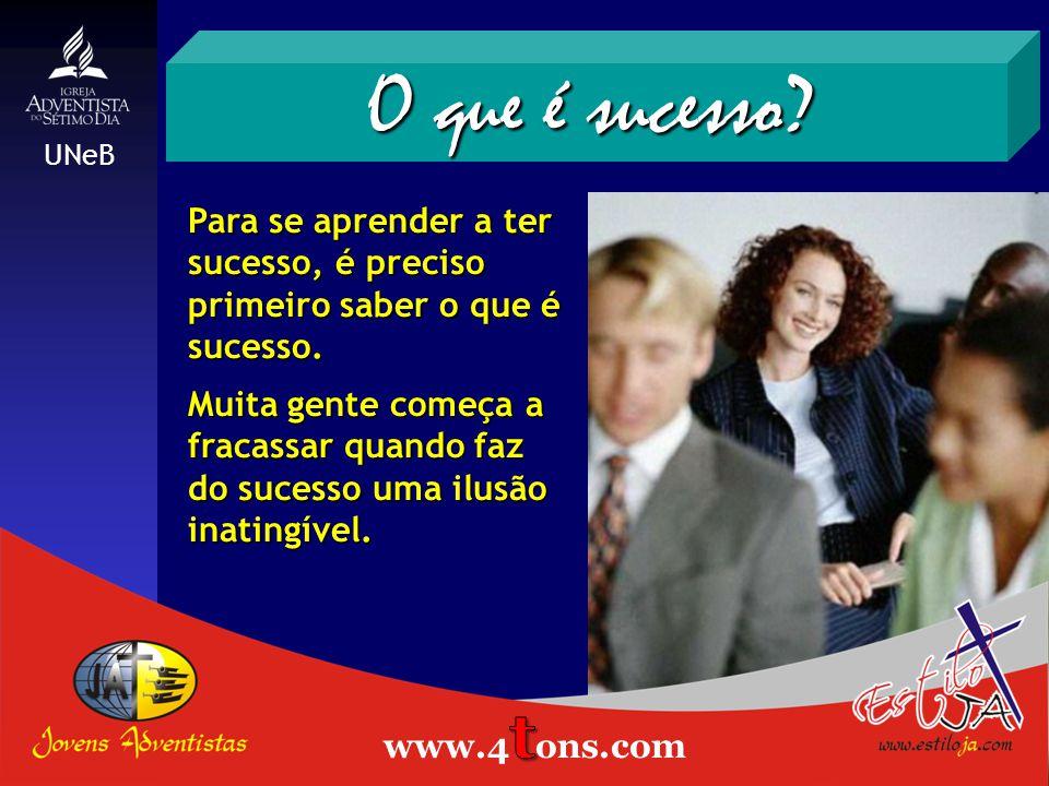 O que é sucesso Estiloja.com