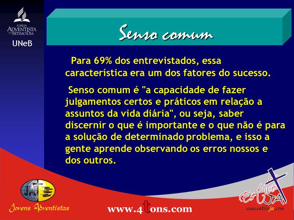 Senso comum Estiloja.com