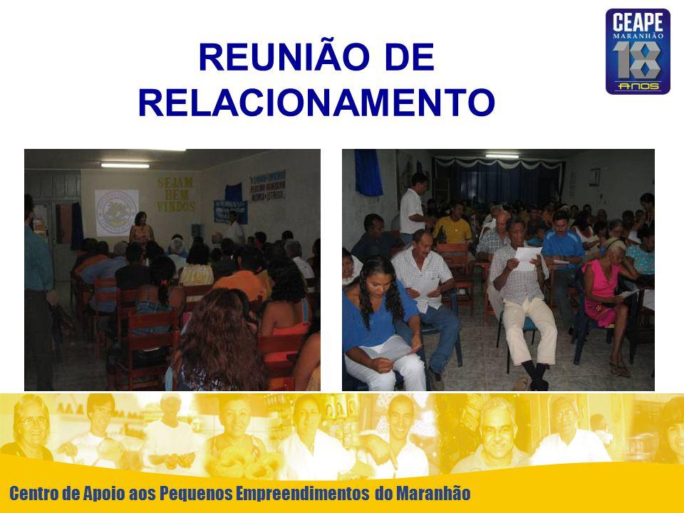 REUNIÃO DE RELACIONAMENTO