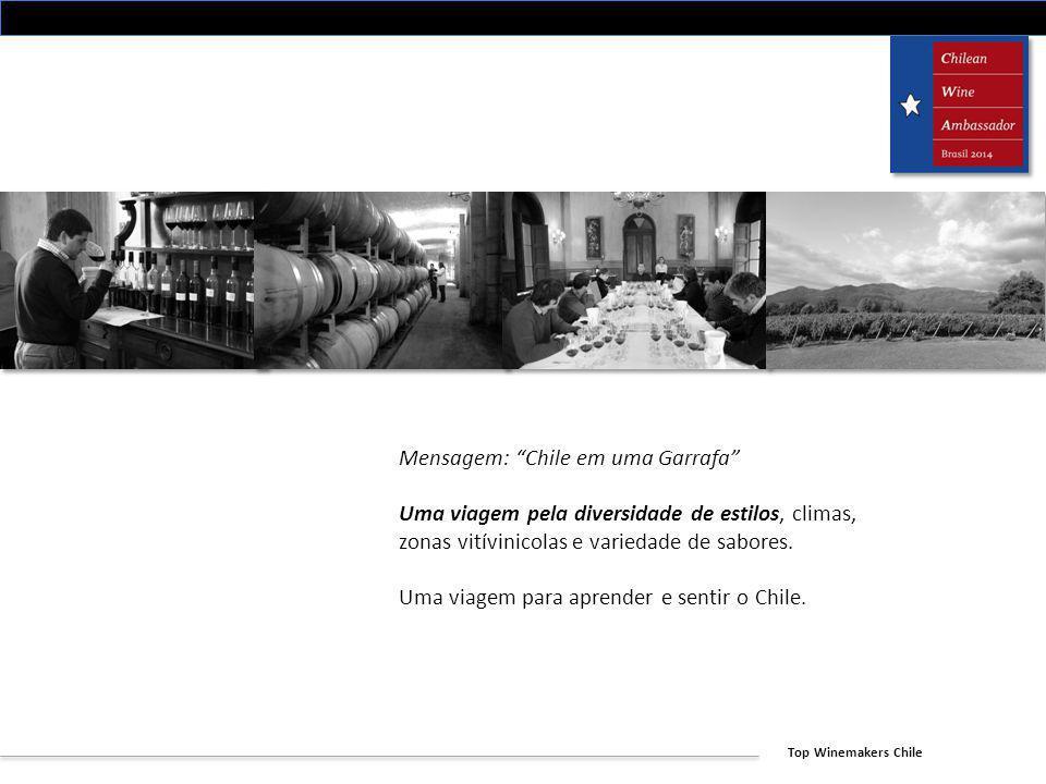 Mensagem: Chile em uma Garrafa